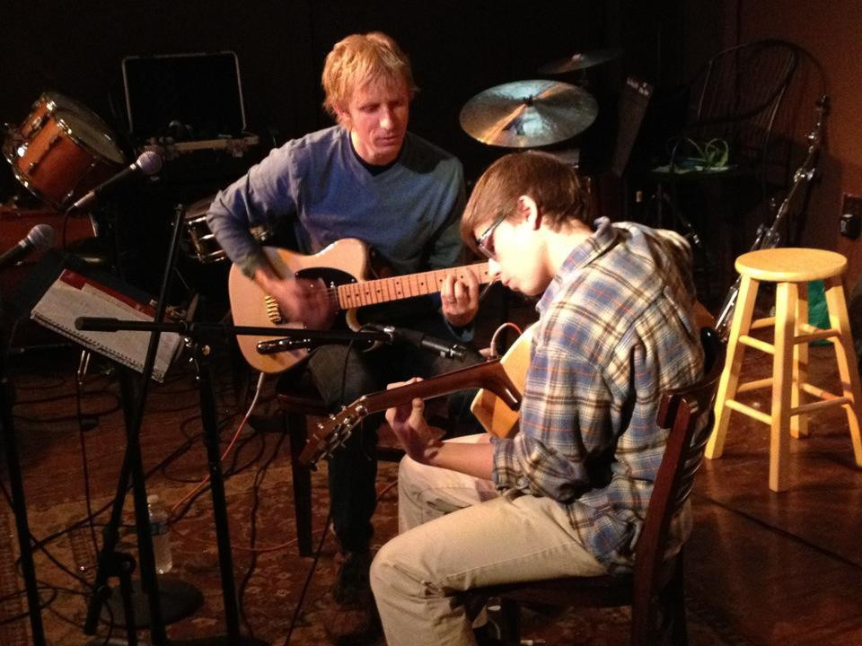 Twin Town Recital at Beat Coffeehouse