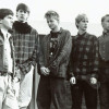the Tone Poets 1986 or so: Paul Niebling, Michael Ferrier, Stever Roehm, Ben Glaros, and PJ Freuling
